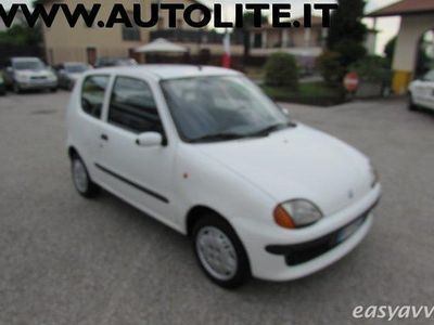 gebraucht Fiat Seicento 1.1i cat hobby benzina