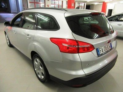 usata Ford Focus Plus 1.5 TDCi 120CV SW S&S