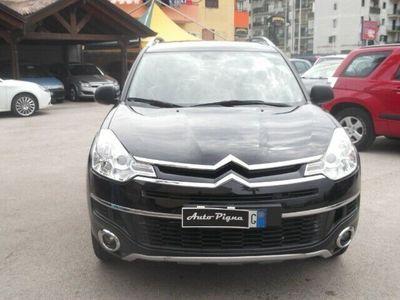 usata Citroën C-Crosser 4x4 navi tv cambio automatico
