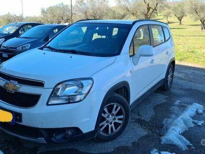 usata Chevrolet Orlando - 2012