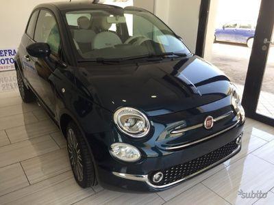 usata Fiat 500 1.2 benzina 2017 lounge
