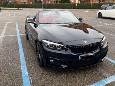 usata BMW 220 Serie 2 Cabrio(F23) Cabrio Msport