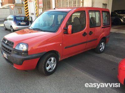 gebraucht Fiat Doblò dobl 1.3 mjt cat active diesel
