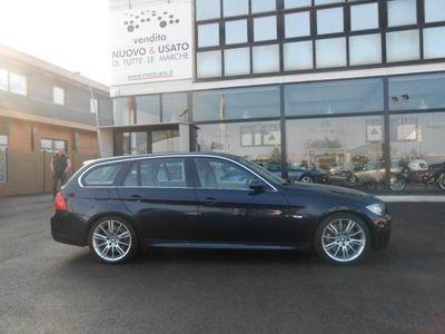 usata BMW 335 Serie 3 Touring d Touring MSport PELLE !!!!!