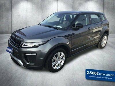 usata Land Rover Range Rover evoque RR Evoque Evoque 2.0 td4 HSE Dynamic 15