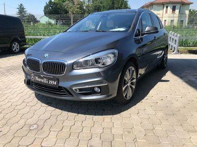 gebraucht BMW 220 d xDrive Luxury aut.