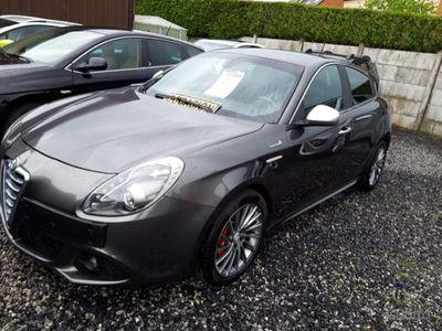 brugt Alfa Romeo Giulietta (2010) - 2013 KM CERT UNI PRO