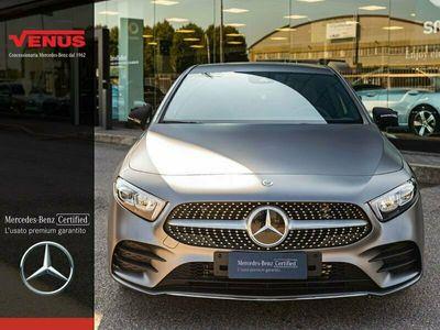 usata Mercedes A250 Classe A - W177 BenzinaPremium 4matic auto