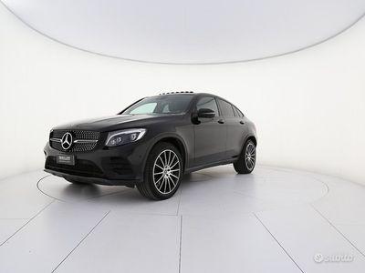 usata Mercedes E250 GLC Coupè Coupe d Premium 4matic auto