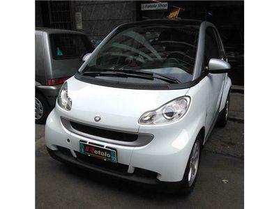 usata Smart ForTwo Cabrio 1000 passion (62kW)