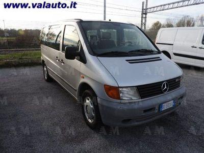 used Mercedes Vito -- MIXTO 8 POSTI
