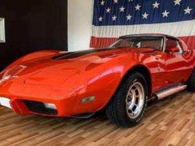 usata Corvette C3 C35.7 L82 Restaurata motore nuvo! Rho
