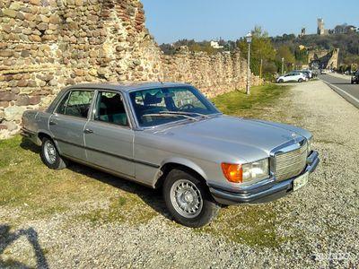 usado Mercedes 450 w116SEL del 1977