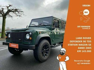 usata Land Rover Defender Defender DEFENDER90 2.5 TD5 STATION WAGON SE 6 POSTI