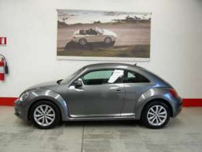 usata VW Maggiolino 1.2 tsi km 25000 benzina