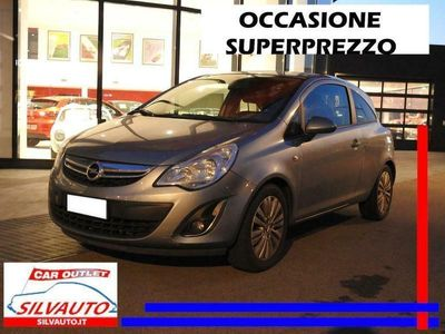 usata Opel Corsa 1.2 85CV GPL 5 PORTE