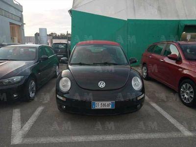 usata VW Beetle 1.9 TDI 105CV Cabrio Lim. Red Edt.