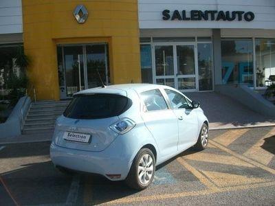 usata Renault Zoe usata del 2015 a Lecce, Km 7.770