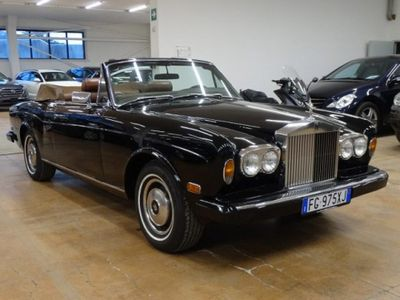 usata Rolls Royce Corniche Mulliner Park Ward