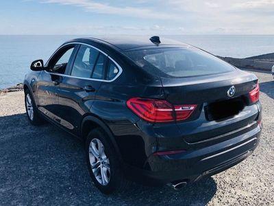 usata BMW X4 xdrive2.0d 190 cv autom unico proprietario