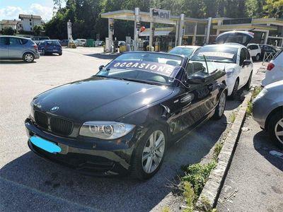 usata BMW 120 Cabriolet Serie 1 i Futura