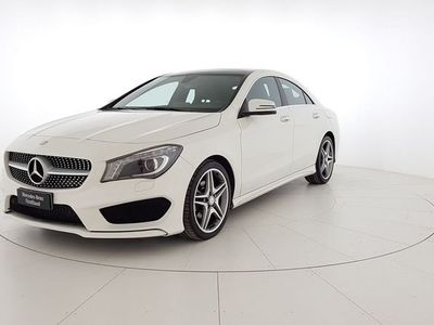 brugt Mercedes CLA200 CLAd 4Matic Automatic Premium
