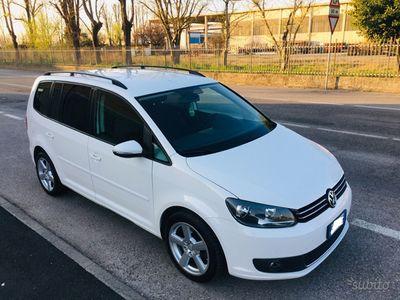 brugt VW Touran 1.6 Diesel 7 Posti 105cv 6 marce