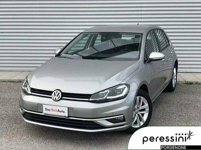 usata VW Golf 1.6 TDI 115 CV 5p. Business BlueMotion Technology