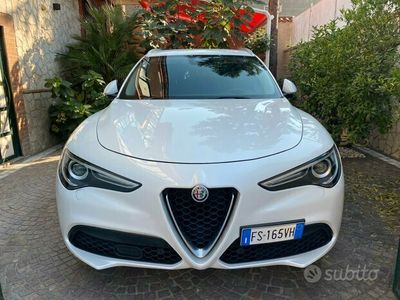usata Alfa Romeo Stelvio 2.2 210 cv e executive