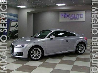 usata Audi TT Coupè 2.0 TFSI 169kw Quattro sTronic EU6