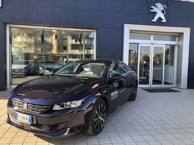 usata Peugeot 508 BlueHDi 160 EAT8 Stop&Start Allure