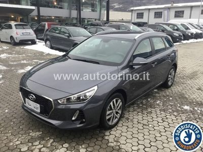 begagnad Hyundai i30 I30 SWWagon 1.6 CRDi 110CV E6 Business MY2017