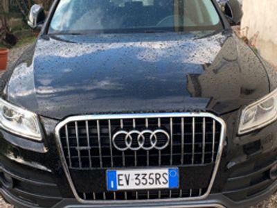 gebraucht Audi Q5 offroad anno 2014