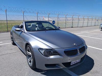 usata BMW M6 Cabriolet M6 cat Cabrio