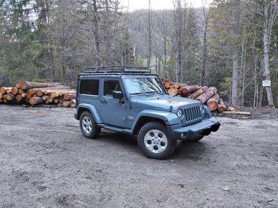 usata Jeep Wrangler Wrangler 2.8 CRD DPF Sahara