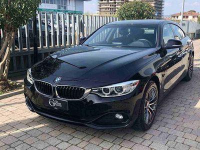 usata BMW 420 Gran Coupé d xDrive Sport