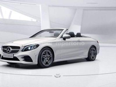 usata Mercedes C220 CLASSE C CABRIOd Auto Premium