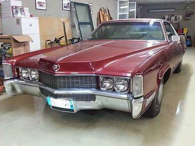 usata Cadillac Eldorado coupe