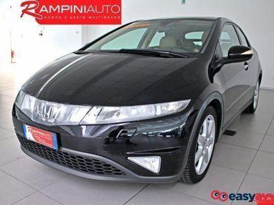 brugt Honda Civic 2.2 i-CTDi Exclusive Unico Prop. GARANZIA+VACANZA