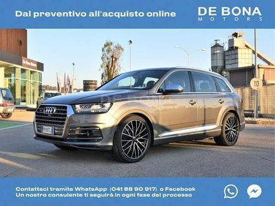 usata Audi SQ7 4.0 V8 tdi Business Plus quattro tiptronic