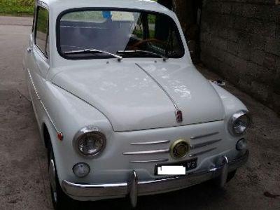 käytetty Fiat 600D - Anni 60 totalmente restaurata