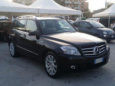 usata Mercedes GLK200 cdi sport automatica