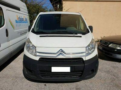 usata Citroën Jumpy 29 1.6 HDi/90 PL-TA Furgone PROV TOSCANA