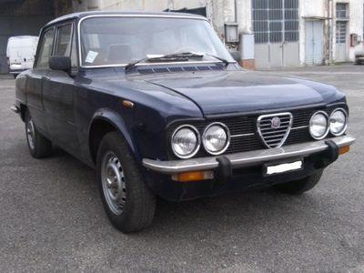 usata Alfa Romeo Giulia 1300 nuova
