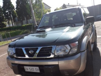 used Nissan Patrol GR 2ª serie - 1999
