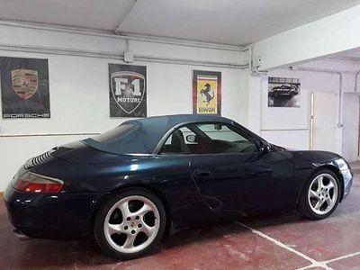 brugt Porsche 911 Carrera Cabriolet