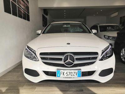 usata Mercedes C200 D/NAVI/LED/PDC/CAMERA/SEDILI SPORT