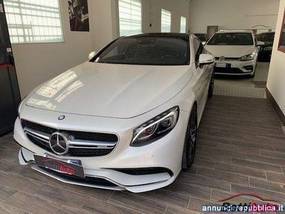 usata Mercedes S63 AMG AMG S SEC 63 AMG Coupé 4Matic