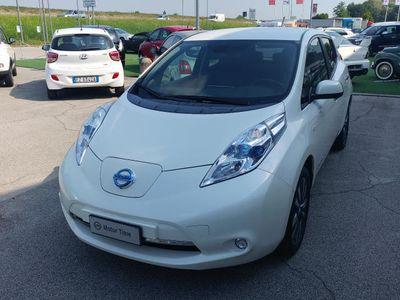 brugt Nissan Leaf Elettrico Sincrono Trifase Tekna 24KWh