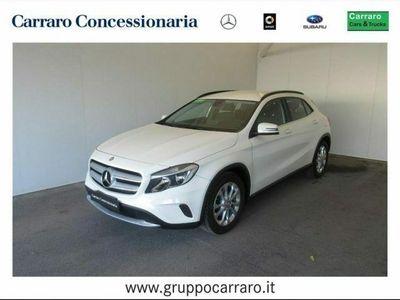 usata Mercedes GLA180 GLA 180d Business auto